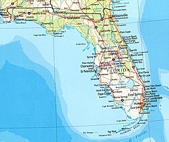 kart over florida Jubileumstur til Orlando 2013 : : Aktuelt : Manglerud og Høyenhall  kart over florida